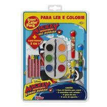 Livro para Colorir - Super Color Pack - Disney Junior - Mickey - DCL Editora -