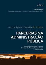 Livro - Parcerias Na Administração Pública -