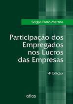 Livro - Participação Dos Empregados Nos Lucros Das Empresas -