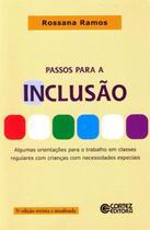 Livro - Passos para a inclusão -