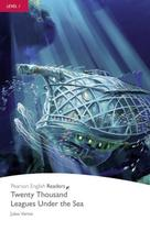 Livro - Pearson English Readers 1: 20,000 Leagues Under The Sea Book and CD Pack -