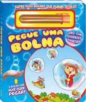 Livro - Pegue uma bolha -