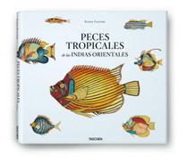 Livro - Peixes tropicais das Indias -
