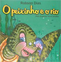 Livro - Peixinho e o rio -