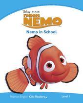 Livro - Penguin Kids 1: Finding Nemo -