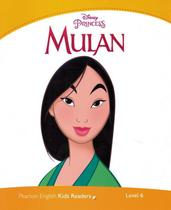 Livro - Penguin Kids 6: Mulan Reader -