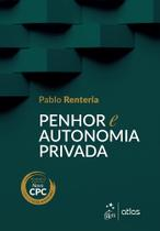 Livro - Penhor e Autonomia Privada -