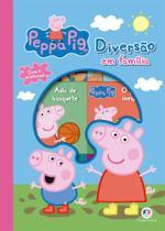 Livro - Peppa Pig - Diversão em família -