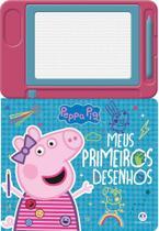Livro - Peppa Pig - Meus primeiros desenhos -
