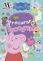 Livro - Peppa Pig - Procurar e encontrar -