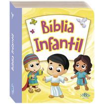 Livro - Pequeninos: Bíblia infantil -