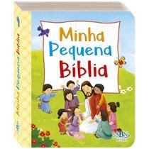 Livro - Pequeninos: Minha pequena Bíblia -