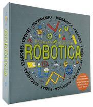 Livro - Pequeno cientista: Robótica -