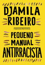 Livro - Pequeno manual antirracista -