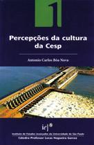 Livro - Percepções da cultura organizacional da CESP -