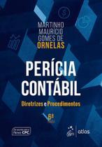 Livro - Perícia Contábil - Diretrizes e Procedimentos -
