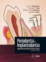 Livro - Periodontia e Implantodontia - Algoritmos de Hall para Prática Clínica -