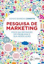 Livro - Pesquisa de Marketing - Foco na definição do problema e sua resolução -