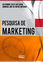Livro - Pesquisa De Marketing -