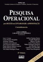 Livro - Pesquisa Operacional Para Decisao Em Contabilidade E Administracao -