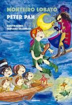 Livro - Peter Pan -