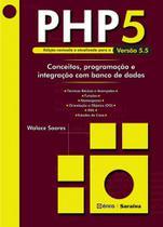 Livro - PHP 5: Conceitos, program. E integração com banco de dados -