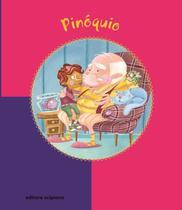Livro - Pinóquio -