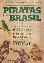 Livro - Piratas no Brasil -