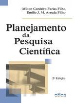 Livro - Planejamento da pesquisa científica -