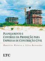 Livro - Planejamento e Controle da Produção para Empresas de Construção Civil -