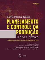 Livro - Planejamento e Controle da Produção - Teoria e Prática -