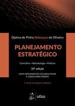 Livro - Planejamento Estratégico - Conceitos-Metodologia-Práticas -