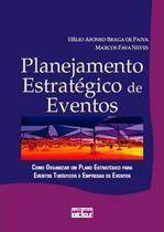 Livro - Planejamento Estratégico De Eventos -