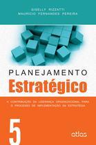 Livro - Planejamento Estratégico – Vol. 5 -
