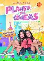Livro - Planeta das Gêmeas - A Diversão é aqui! -