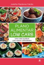 Livro - Plano alimentar Low Carb -