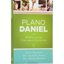 Livro Plano Daniel  Rick Warren - Livro Cristão
