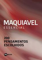 Livro - Pocket - Maquiavel -