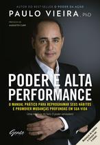 Livro - Poder e alta performance -