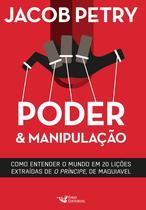 Livro - Poder e manipulação -