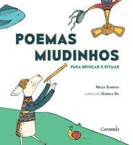 Livro - Poemas miudinhos -