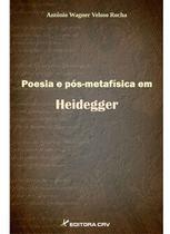 Livro - Poesia e pós-metafísica em heidegger -