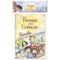 Livro - Poesias para Crianças - Kit com 10 unidades -