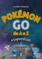 Livro - Pokemon Go de A a Z -