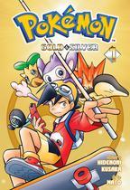 Livro - Pokemon Gold & Silver - Volume 1 -