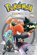 Livro - Pokemon Gold & Silver - Volume 2 -