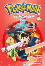 Livro - Pokémon Gold & Silver - Volume 4 -