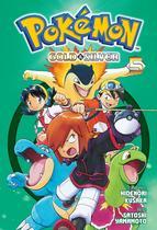 Livro - Pokémon Gold & Silver - Volume 5 -