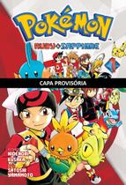 Livro - Pokémon Ruby & Sapphire Vol. 1 -