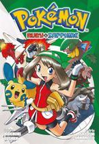 Livro - Pokémon: Ruby & Sapphire -